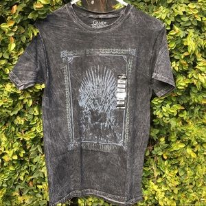 Game of Thrones Mineral Wash T-shirt S